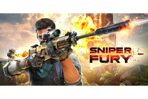 Sniper Fury for PC Download (Windows 7/8) Computer, MAC