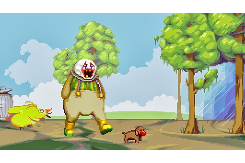 Indie Retro News: Dropsy - An Adventure game with a ...