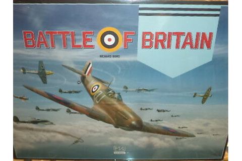 Battle of Britain PSC Plastic Soldier Company Games Board ...