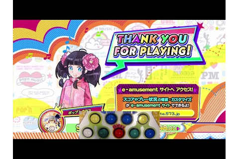 [pop'n music peace] 게임디 실시간 스트리밍/GAME D Live Streaming ...