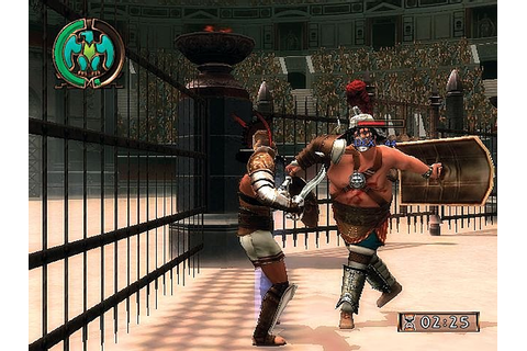 Download Game Colosseum - Road To Freedom (Europa) PS2 ...
