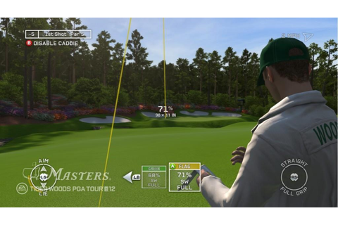 Tiger Woods PGA TOUR 12: The Masters Review - Gaming Nexus
