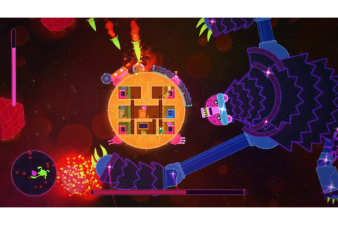 Review: Lovers in a Dangerous Spacetime