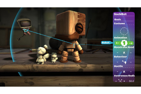 LittleBigPlanet™ 2 Game | PS3 - PlayStation