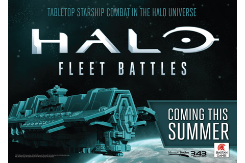 HALO Fleet Battles - First Look - Bell of Lost Souls