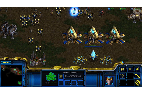 StarCraft: Remastered - Insurrection Remastered Campaign ...