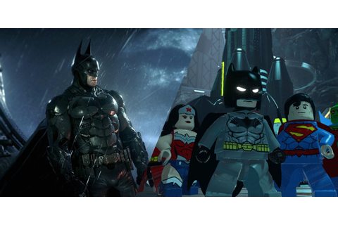 All 6 Batman Arkham & LEGO Video Games Are Free On The ...