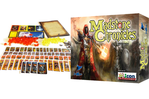 Madstone Chronicles by Joe Magic Games — Kickstarter