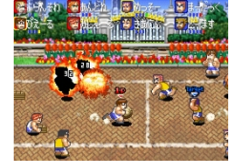 Super Dodgeball Brawlers: the first American Kunio game