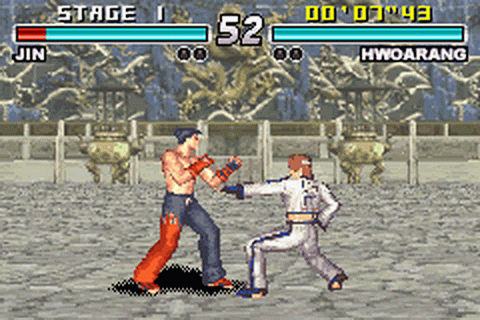 Play Tekken Advance Nintendo Game Boy Advance online ...