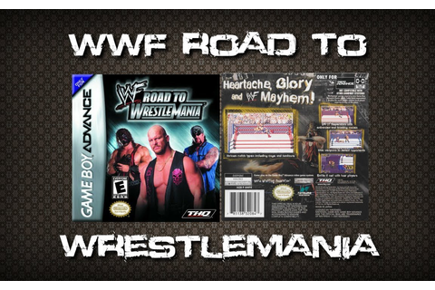 WWF Road To WrestleMania First Impressions | Wrestling ...