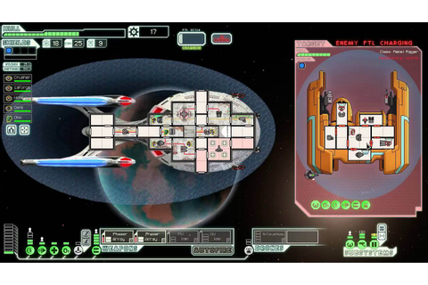 Faster than Light (FTL) – a frustratingly-addictive game