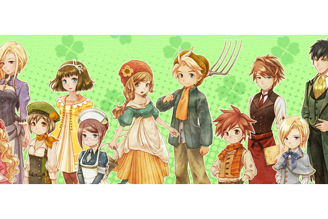 story of seasons for nintendo 3ds free download | Story Of ...