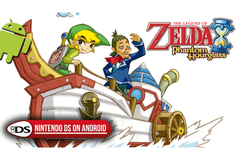 The Legend of Zelda: Phantom Hourglass [Nintendo DS on ...