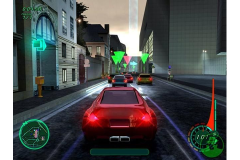 Midnight Club II (USA) ISO
