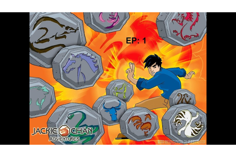 Jackie Chan Adventures EP: 1 (PT) - YouTube