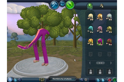 Download Spore Creature Creator for PC - Free
