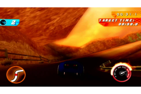 #5 Hot Wheels Track Attack - Video Game - Gameplay ...