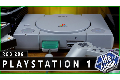 RGB206 :: Getting the Best Picture from your PlayStation 1 ...
