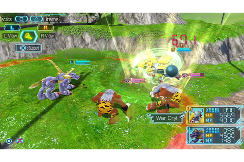 Digimon World: Next Order coming to PS4 in 2017 (update ...