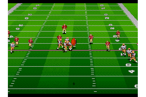 Bill Walsh College Football '95 (1994) by High Score ...