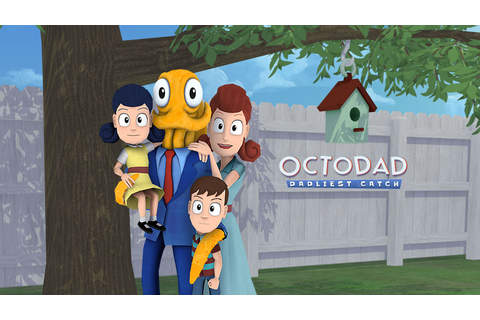 Octodad: Dadliest Catch Game | PS4 - PlayStation