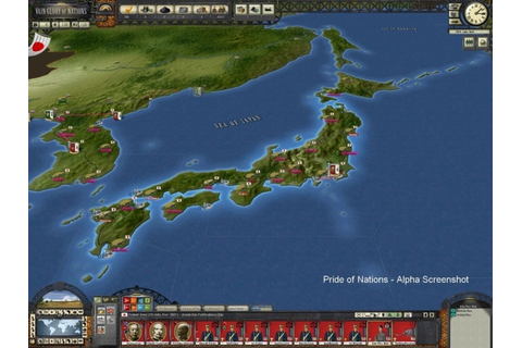"Pride of Nations PC review - ""A grand strategy game for ..."