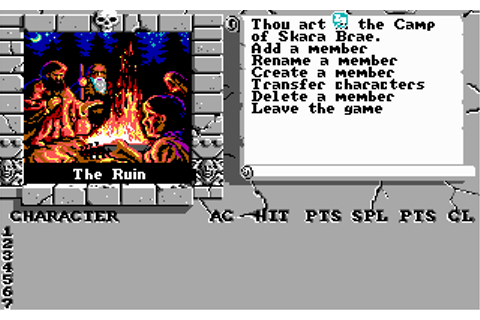 Download The Bard's Tale III: Thief of Fate - My Abandonware