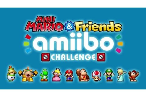 Here's The New Launch Trailer For Mini Mario & Friends ...