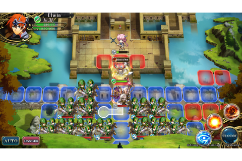 Langrisser Mobile announced for the west and will be ...