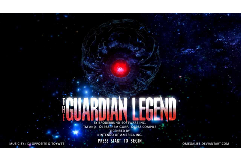 The Guardian Legend - Remake HD - YouTube