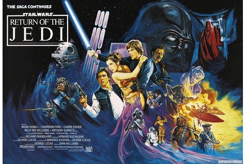 STAR WARS : EPISODE VI – RETURN OF THE JEDI (1983 ...
