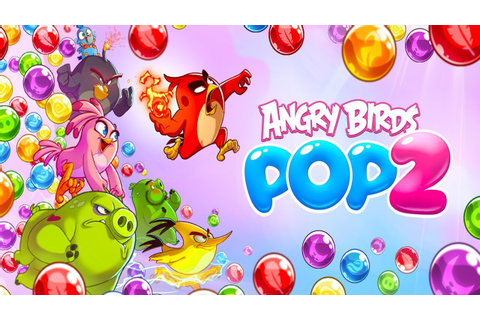 Angry Birds POP 2 - Android Gameplay (By Rovio) - YouTube