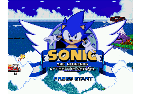 Sonic the Hedgehog fan game Sonic: After the Sequel is ...