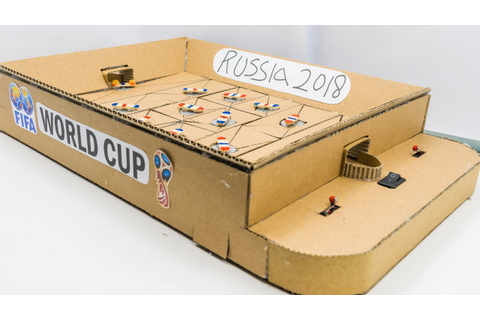 How To Build Amazing Soccer Board Game for 2 Players from ...