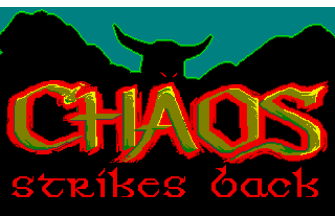 Chaos Strikes Back (1990) by FTL Amiga game