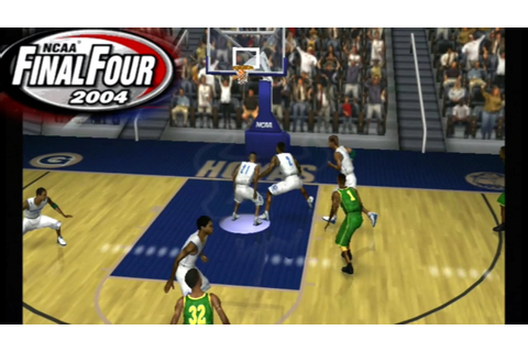 NCAA Final Four 2004 ... (PS2) - YouTube