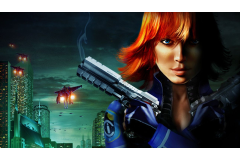 Unseen64 Uncovers Concept Art Of Rare's Perfect Dark ...
