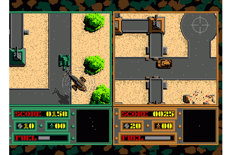 Fire Power (1987) by Silent Software Amiga game