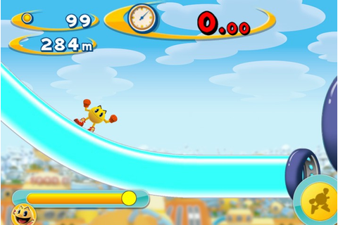 Pac Man Dash online finish – Flash games reviews and more