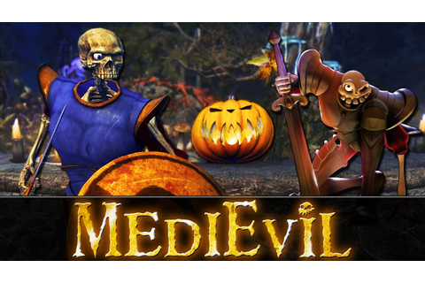 Skyrim Mod: Medievil - Hero of Gallowmere - YouTube