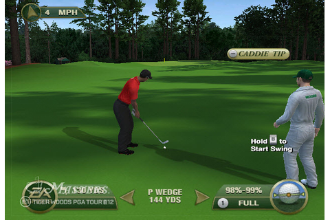 Amazon.com: Tiger Woods PGA TOUR 12: The Masters ...