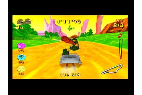 Wacky Races: Mad Motors PS2 Playthrough Part 1 - YouTube
