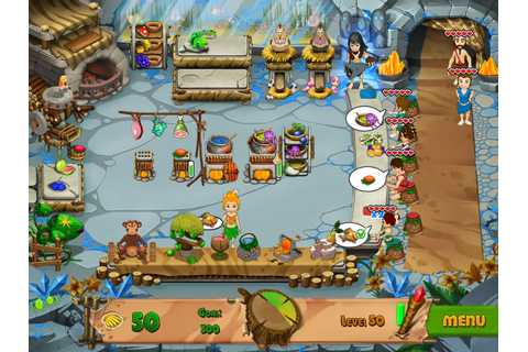 Game Stone Age Cafe. Download game Stone Age Cafe for free ...