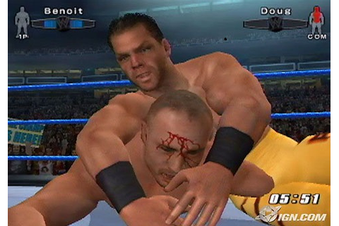 Download WWE Smackdown VS Raw 2006 Game For PC | Download ...