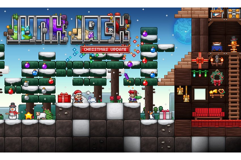 Latest 'Junk Jack X' Update Adds Christmas Theme, New ...