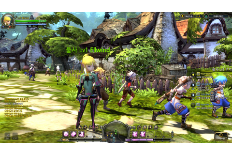 Rizie Gaming - Dragon Nest Indonesia Review (ENG-IND) # ...