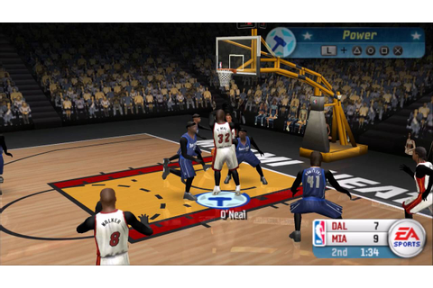 NBA Live 06 APK + ISO PSP Download For Free