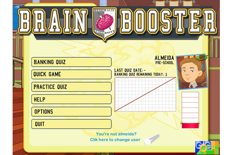 Brain Booster game: Download and Play