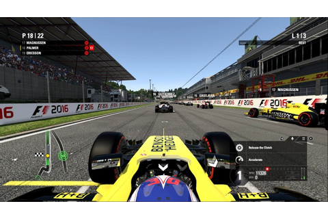 "F1 2016 The Game - ""Jordan EJ13"" (2003) Skin Showcase ..."